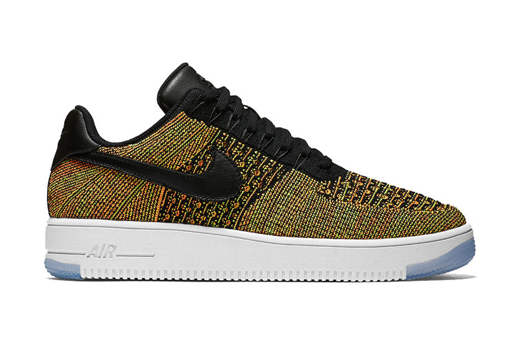 the best attitude 5c75f 835b3 Nike Introduces Another Multicolored Air Force 1 Ultra Flyknit