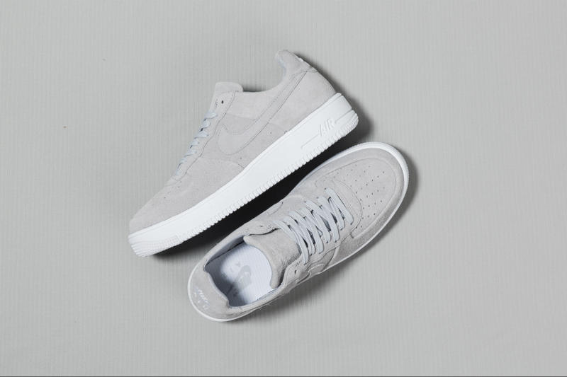 online store c1cdc ccbf7 Nike Air Force 1 Ultraforce Drops in a Sleek