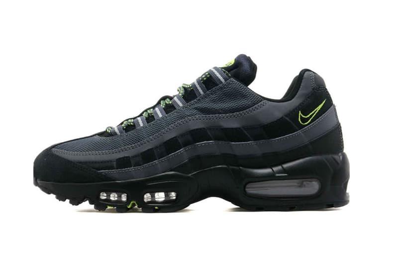Nike Air Max 95 Alternate Neon Sneaker Hypebeast