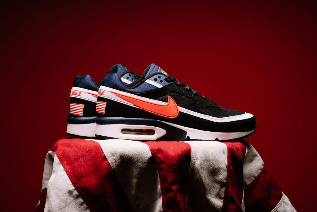Nike Air Max BW Gets the American