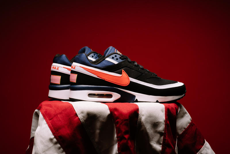 best sneakers 84e10 25b57 Nike Air Max BW Gets the American Treatment. For the patriotic shoe lover.