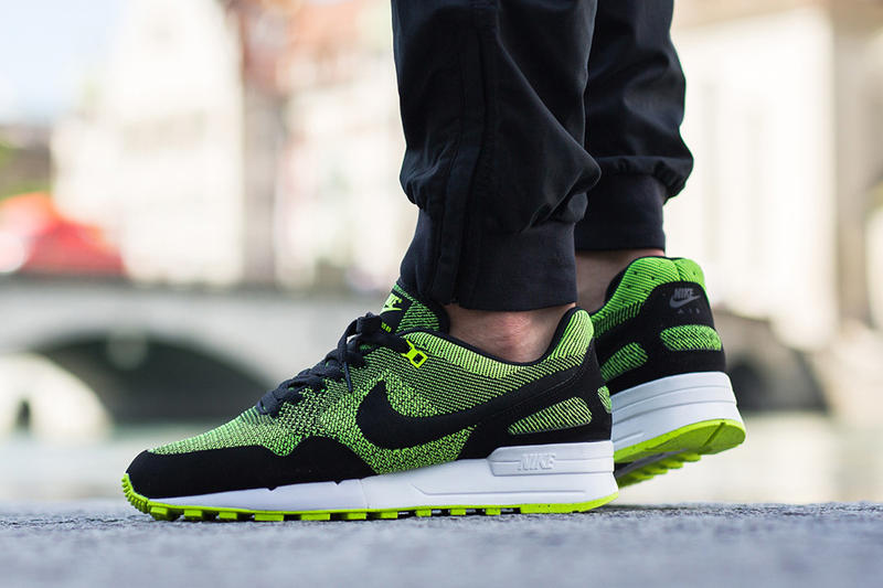 cad96aab42d Nike Air Pegasus  89 Gets a Volt Green Jacquard Upgrade