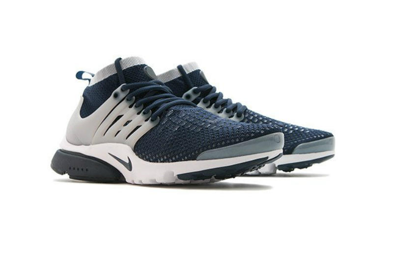 cheap for discount 31060 848a0 The Nike Air Presto Flyknit Ultra Drops in the Famous Georgetown Colorway.  Nike s newest silhouette to adopt the Hoyas vibe. 1 of 4. 2 of 4
