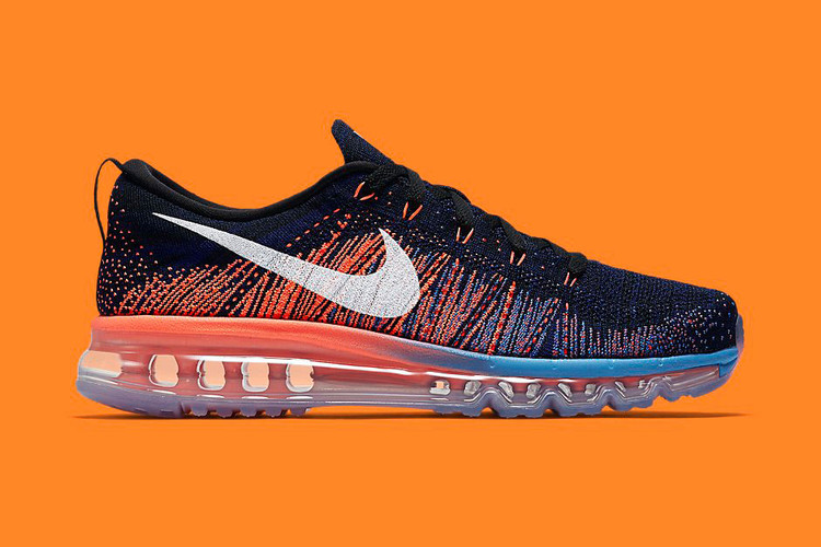 1830bd3410d0 Nike s Latest Flyknit Air Max Fits Right in With Any NYC Sports Fan