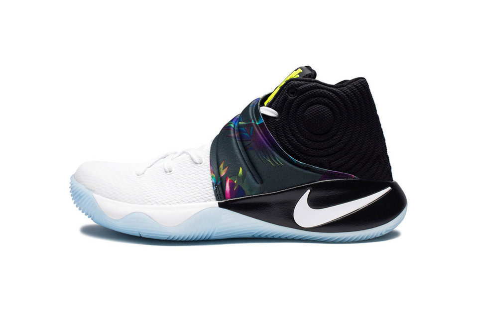 bedc85cb7e5f Nike Celebrates Kyrie Irving With the Kyrie 2