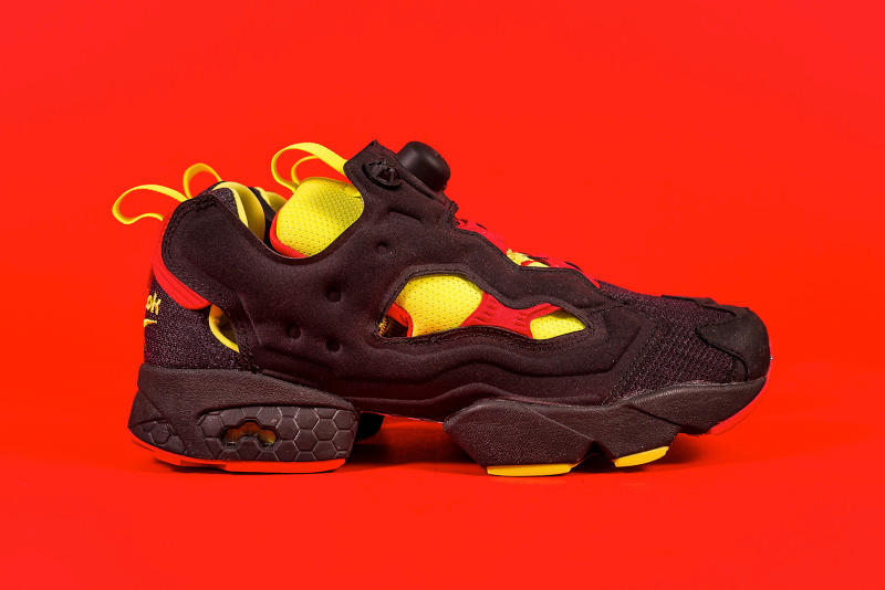 95ecd099a313ad Packer Shoes Collaborates With Reebok for Exclusive Instapump Fury