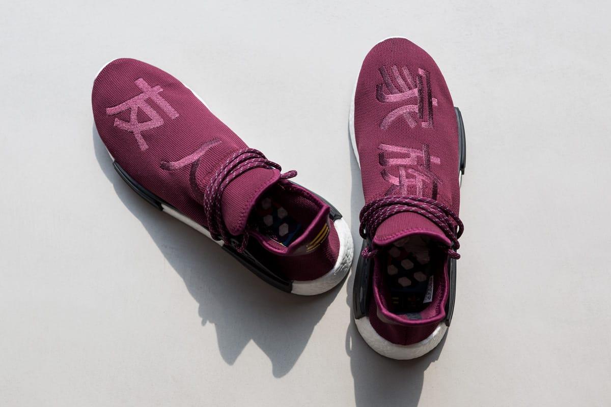 adidas Pharrell Williams Hu NMD Friends