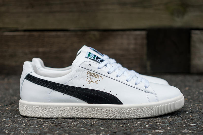 """PUMA Clyde Makes Its Return With the """"Home and Away"""" Pack"""