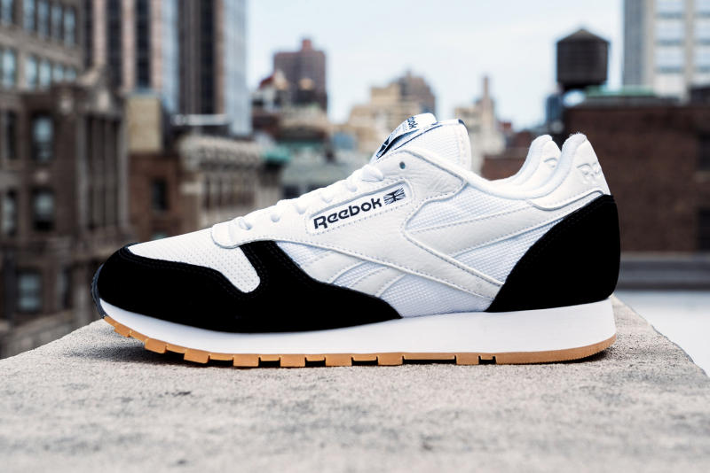 260dfe7ba63 Reebok Classic and Kendrick Lamar Have Another Collaboration to Share.  Bringing the split sides of Kendrick Lamar s personality to life.