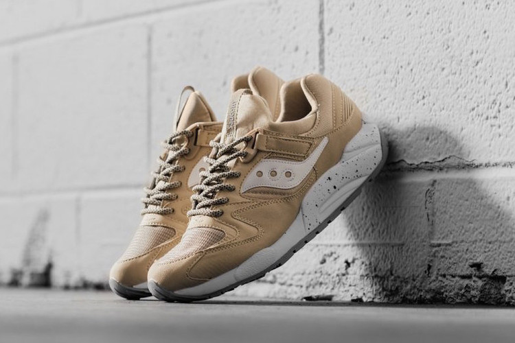 be388ed1 The Saucony Grid 9000 Goes Simple in