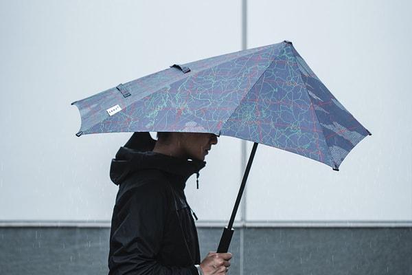 5 Designer Umbrellas That'll Ward Off the Rain in Style