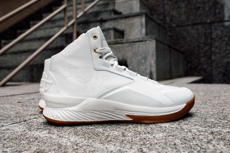 new arrival 4498d 4bd9e Under Armour Curry Lux White | HYPEBEAST