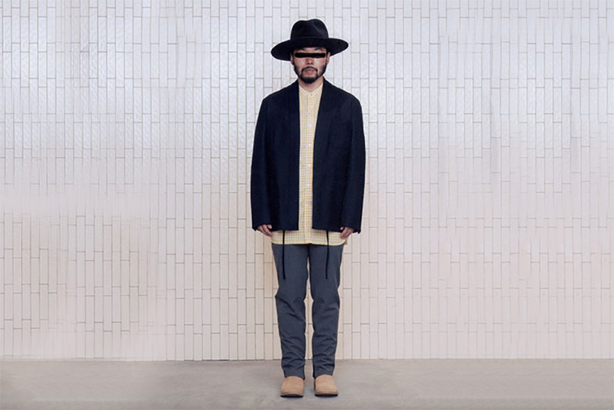92624275e UNITED ARROWS   SONS 2016 Fall Winter Lookbook Featuring Poggy ...