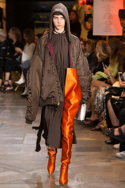 Vetements, spring summer, runway