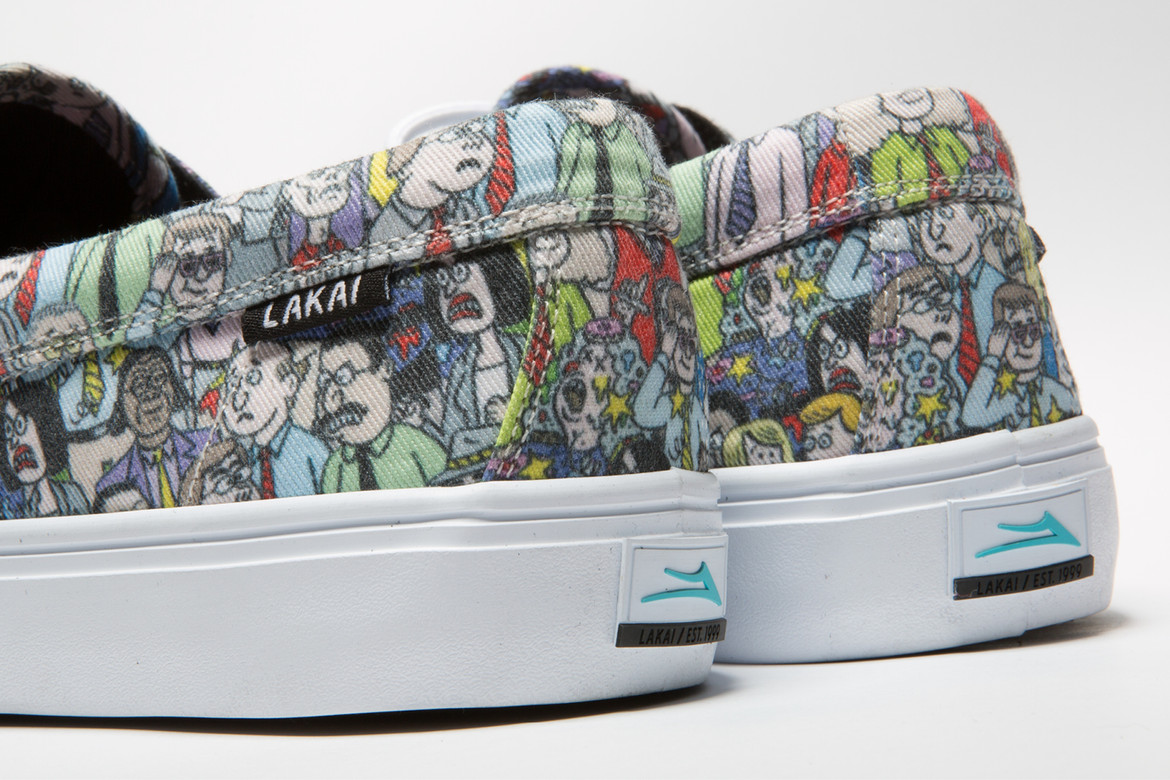 13c4f56f 'Workaholics' x Lakai Limited Footwear Collection | HYPEBEAST