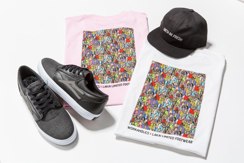 Workaholics' x Lakai Limited Footwear Collection | HYPEBEAST