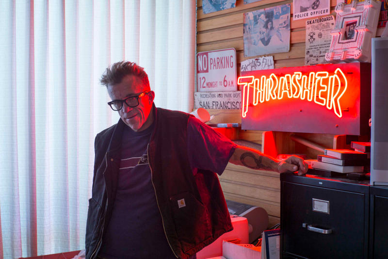 Jake Phelps Thrasher Magazine