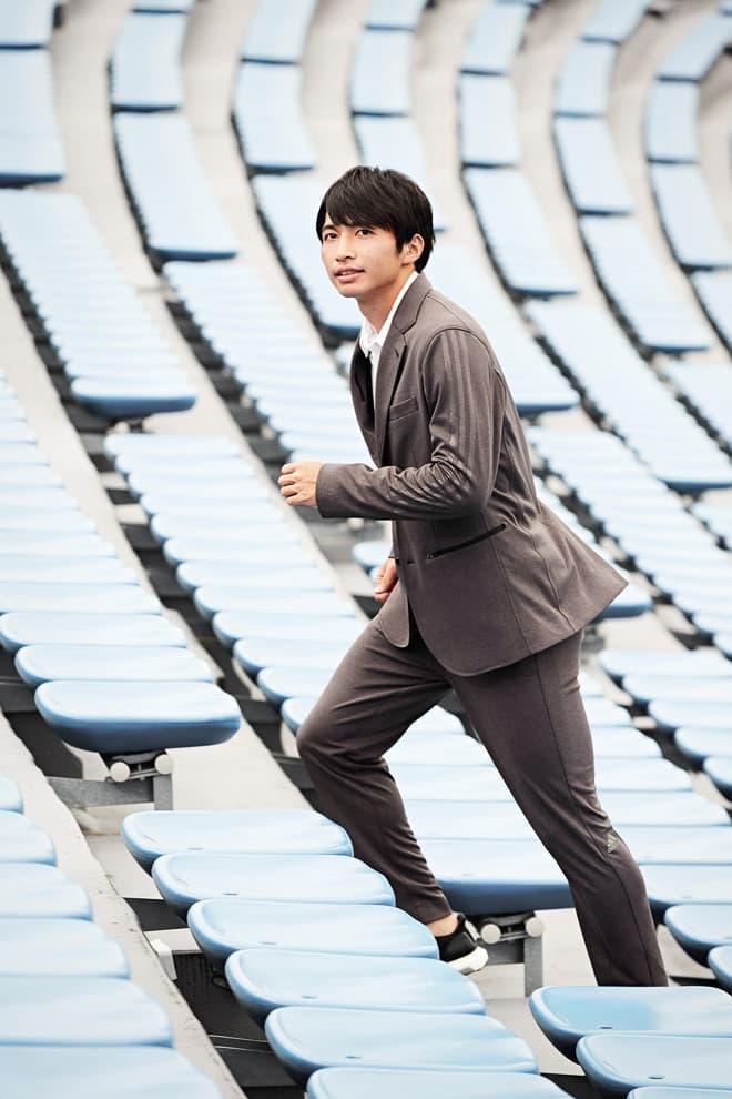 adidas Business Track Suit Gaku Shibasaki