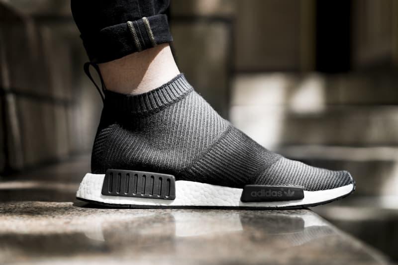 online store 72e44 1784a adidas Originals NMD City Sock Black | HYPEBEAST
