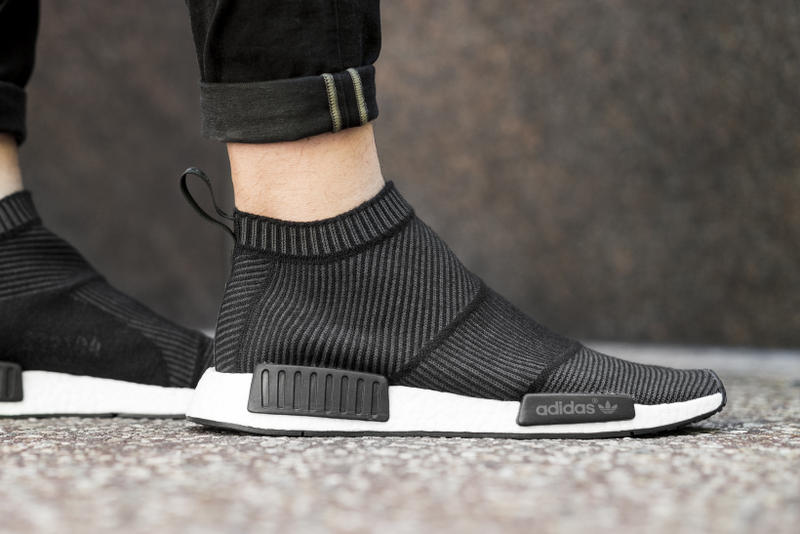 online store 71b73 4d472 adidas Originals NMD City Sock Black | HYPEBEAST