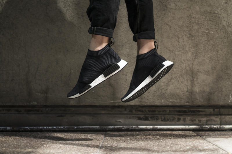 aquí guapo una vez  adidas Originals NMD City Sock Black | HYPEBEAST