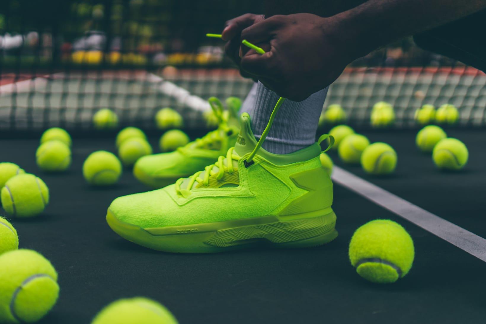 adidas D Lillard 2 Tennis Ball | HYPEBEAST