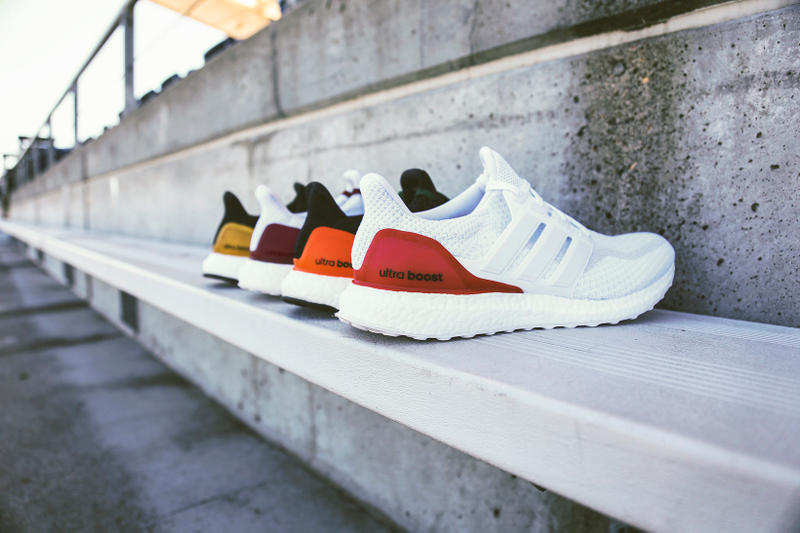 Adidas Ultra Boost Ncaa Exclusive Colorways Hypebeast