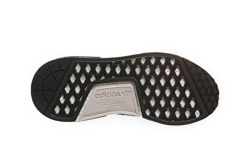 bdcf7e9500837 adidas Originals NMD R1 Black Gold Womens