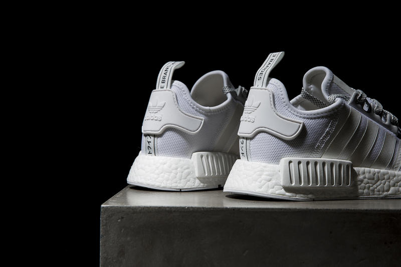 2c29f85fe adidas Originals NMD R1 Reflective Black and White