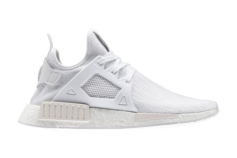 791305e0d adidas Originals Releases The NMD XR1 in a Crisp White Colorway