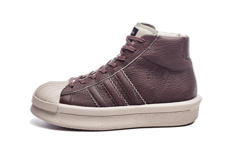 los angeles be1e0 0d85c adidas Unveils Four New Colorways of the Rick Owens Mastodon Sneaker