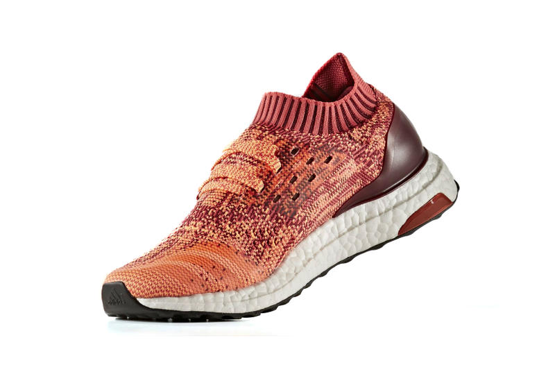 fe1404d6dc0 adidas Ultra Boost Uncaged Solar Red Burgundy Sneaker