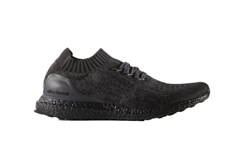 adidas Ultra Boost Uncaged Triple Black Darker