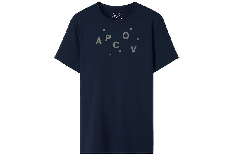 a.p.c. x outdoor voices a.p.c.o.v. collection