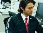Race up the Corporate Ladder in This Office-Ready ASICS Suit