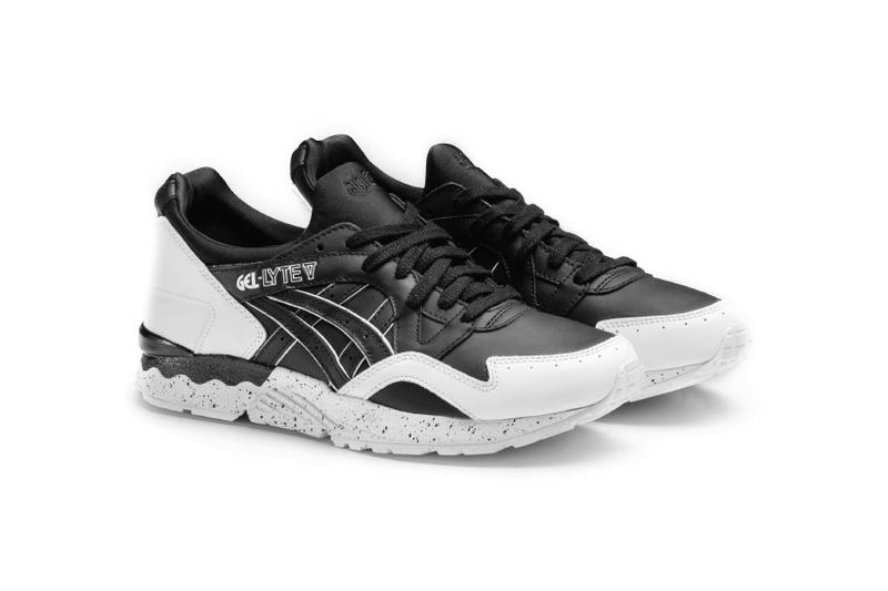 cheap for discount d2300 e9a47 Asics GEL Lyte V Oreo Colorway | HYPEBEAST
