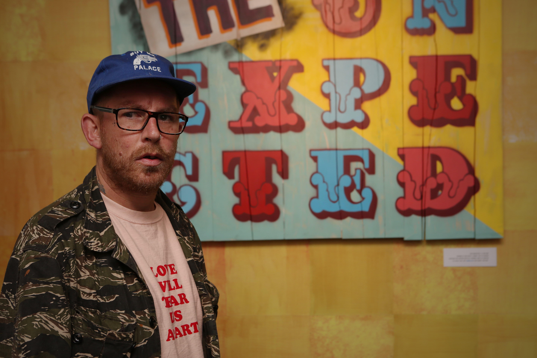 Ben EINE on The Power of Lettering in Street Art