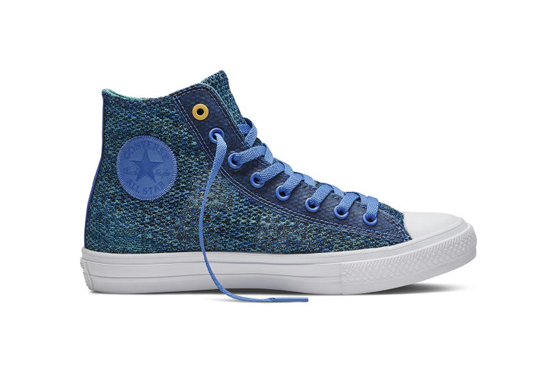 8e90764f8 Converse Tailors the Chuck Taylor All Star for Rio. Open Knit construction  comes to the Nike-assisted update of the classic silhouette.