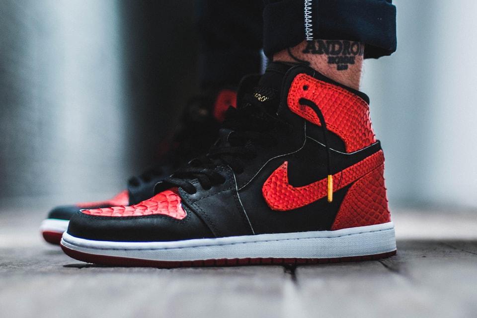 The Shoe Surgeon Banned Air Jordan 1s