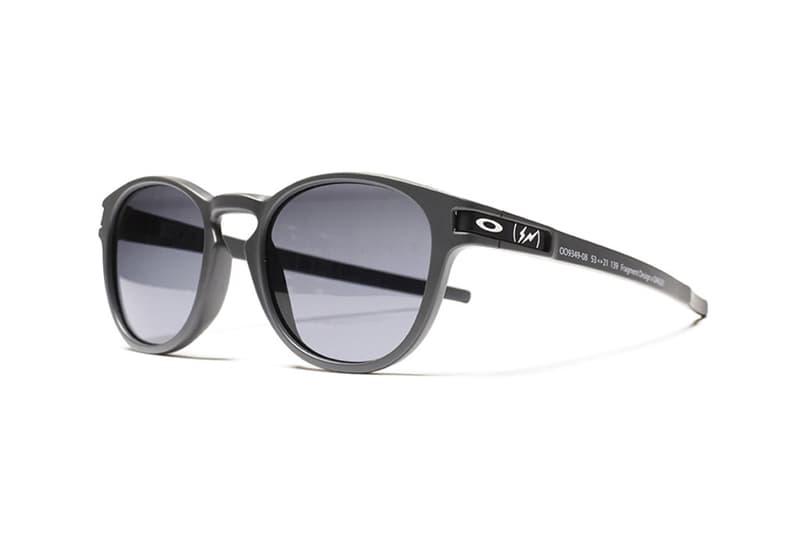 289fe6efab fragment design Oakley Latch Sunglasses Collaboration