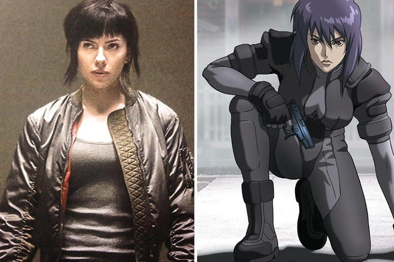 The Cast Of Ghost In The Shell Revealed In Leaked Photos Hypebeast