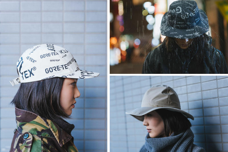 "Herschel Supply Joins Forces With GORE-TEX for Special Headwear Collection.  "" 818d8d349d"