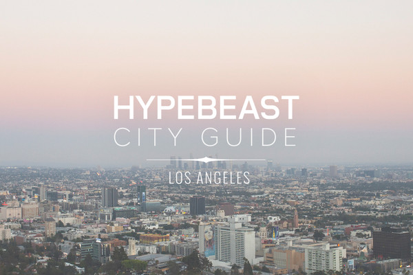 The City Guide to Los Angeles