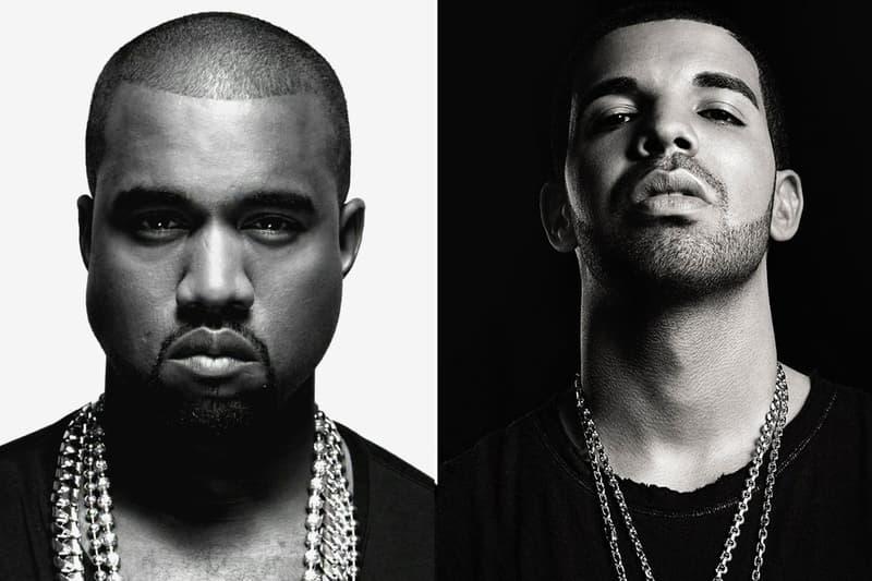 Kanye West x Drake Collaboration Billboard LA