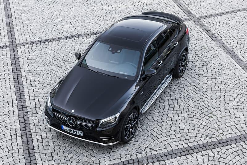 Mercedes Benz AMG GLC 43 SUV Car