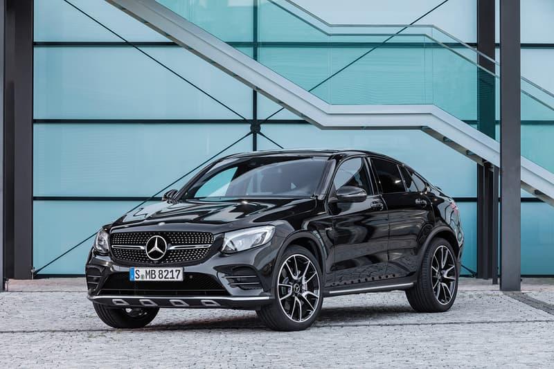 New Mercedes Suv >> Mercedes Benz Amg Glc 43 Suv Car Hypebeast