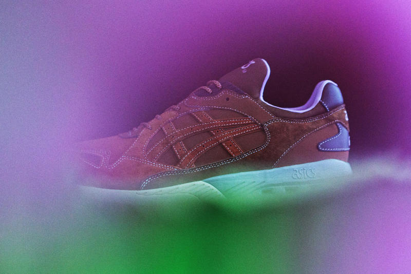 official photos f5610 f9f80 mita sneakers Teams up With ASICS for a Lotus Pond-Inspired GT-COOL XPRESS