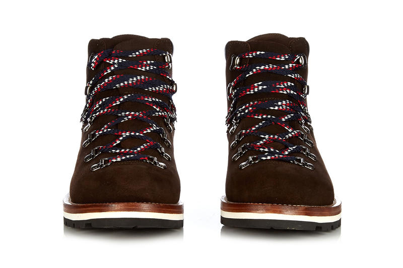 Moncler Peak Ankle Boots Hypebeast