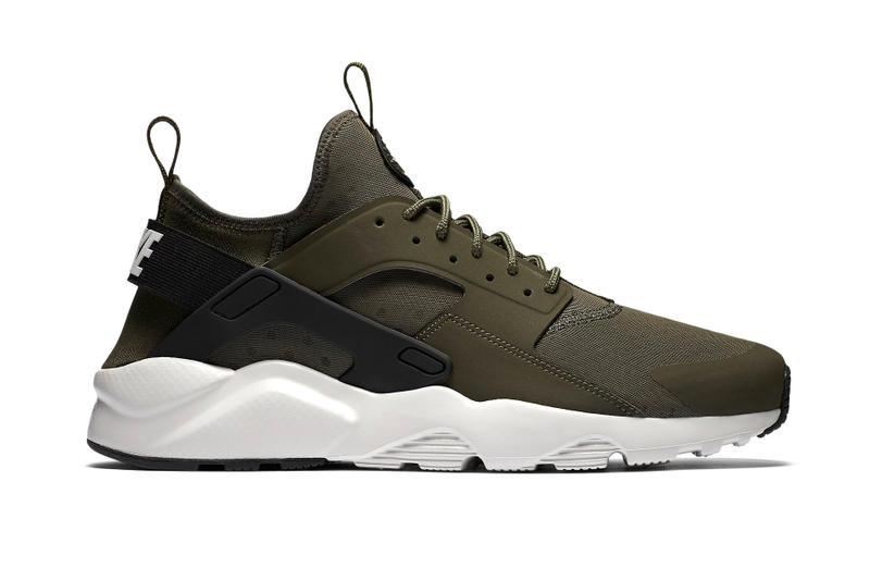 low priced 7cd2c 7d5fe Nike, Air Huarache Ultra, cargo khaki, cargo green