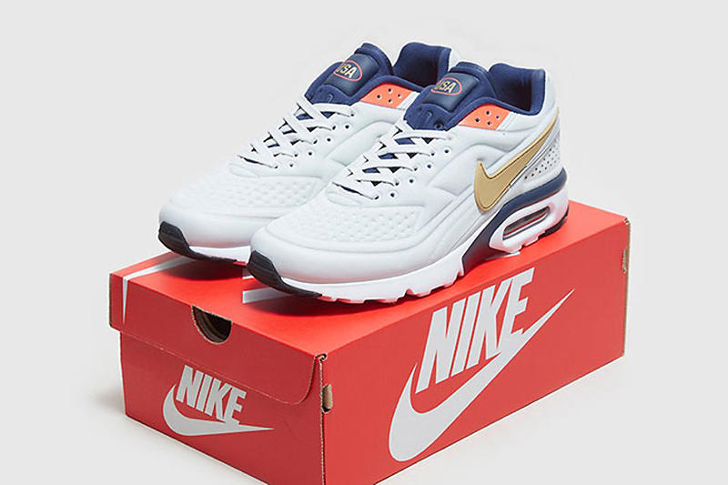 size 40 6d26a 3b0f4 Nike Air Max BW Ultra in a Nostalgic Olympic Theme